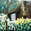 Hartfaser, Acrylmalerei, Malerei, Haus