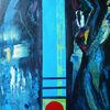 Acrylmalerei, Malerei,
