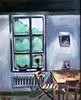 Acrylmalerei, Malerei, Atelier,