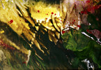 Acrylmalerei, Glas, Malerei, Abstrakt