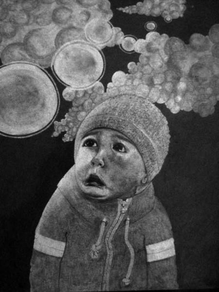 Licht, Ufo, Lächerlich, Winter, Fantasie, Nacht