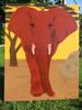Afrika, Elefant, Malerei,