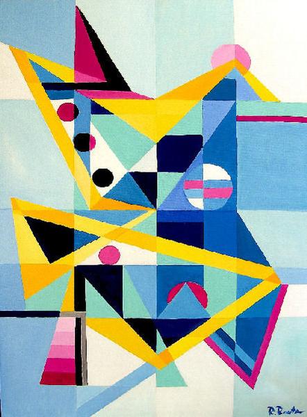 Ölmalerei, Malerei, Abstrakt, Zeitgeist