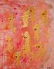 Gesellschaft, Modern, Abstrakt, Malerei