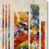 Acrylmalerei, Gemälde, Hamburg, Abstrakt