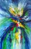 Gemälde, Acrylmalerei, Malerei, Abstrakt