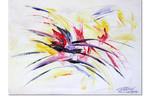 Abstrakt, Acrylmalerei, Gemälde, Malerei