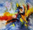 Gemälde, Modern, Groß, Abstrakt