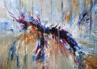 Gemälde, Abstrakt, Modern, Malerei