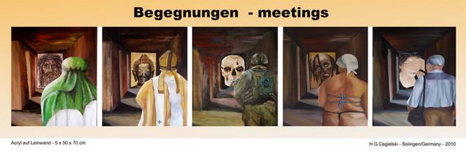 Kultur, Malerei, Figural