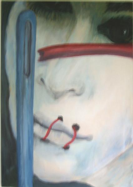 Malerei, Surreal, Ruhe