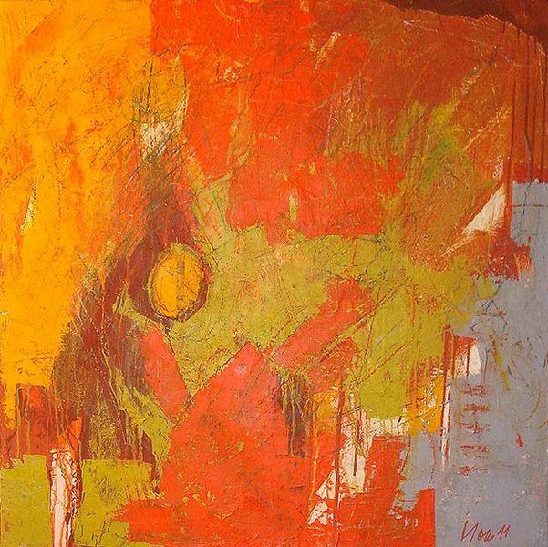 Galerie 10, Epique i, Zeitgenössische kunst, Assemblage, Modern, Moor