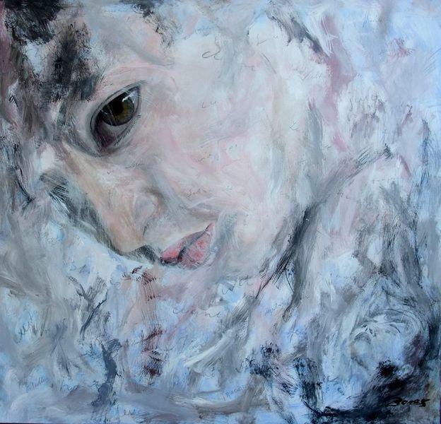 Worte, Stimmung, Malerei, Gemälde