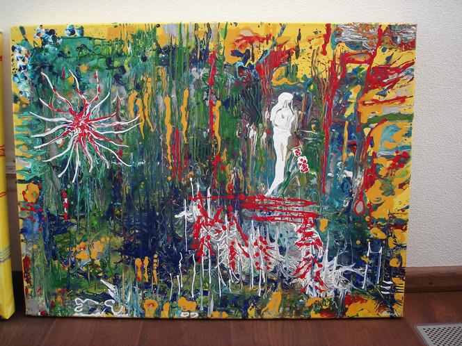 Garten eden zeichnungen abstrakt garten eden von arte for Garten eden
