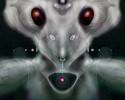 Universum, Digitale malerei, Alien, Digitale kunst