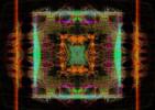 Chip, Digital, Abstrakt, Digitale kunst