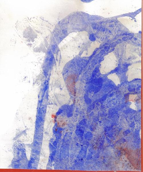 Malerei, Abstrakt, Geborgenheit