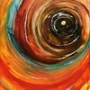Tunnel, Licht, Ewigkeit, Spirale