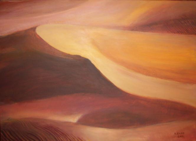 Gelb, Sand, Orange, Weite, Braun, Wüste