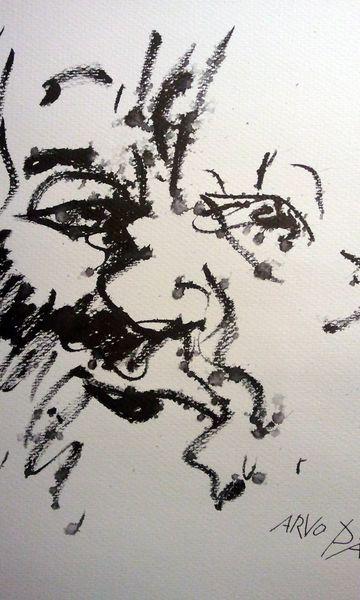 Gesicht, Flüchtig, Musiker, Zeichnungen, Portrait