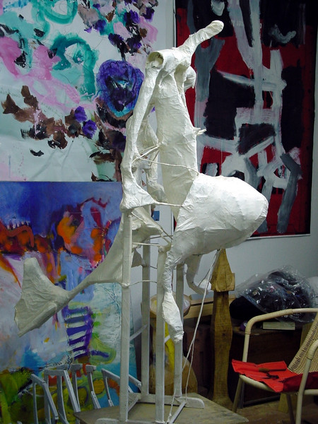 Plastik, Abstrakt, Hexe