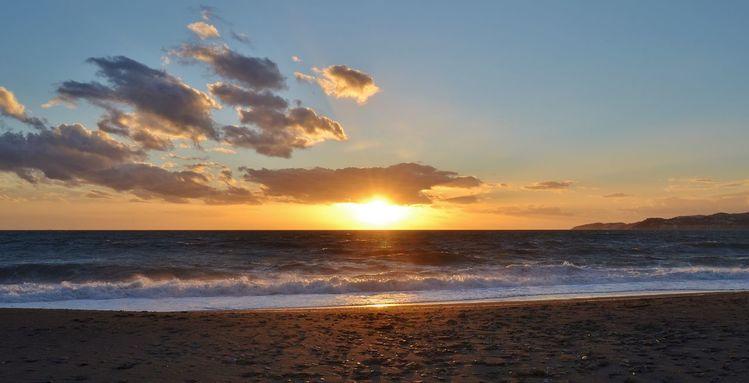 Sundown, Andalusien, Dämmerung, Fotografie, Reiseimpressionen