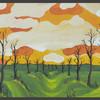 Fixierung, Baum, Ölmalerei, Sondershausen
