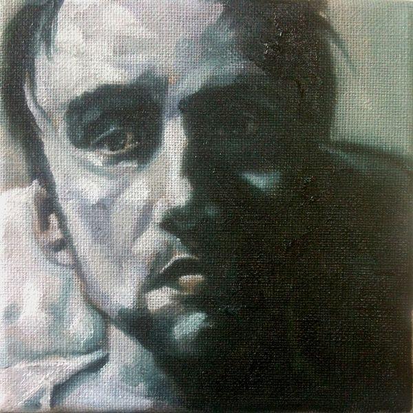 Chatroueltte portrait, Malerei, Portrait