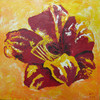 Blumen, Natur, Farben, Malerei