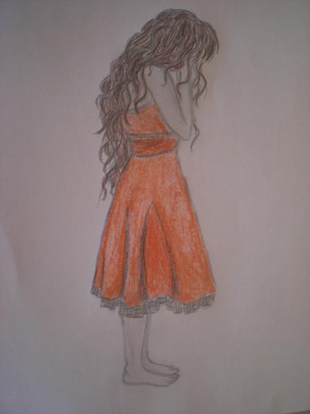 Rot, Zeichnung, Zeichnungen