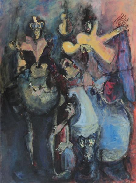 Malerei, Hochzeit