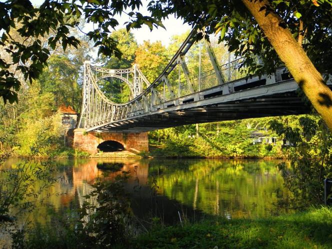 Fotografie, Halle, Saale, Kunstfotografie, Fluss, Brücke