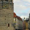 Saale, Fotografie, Marktplatz, Kunstfotografie