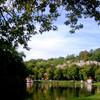 Saale, Kunstfotografie, Halle, Fluss