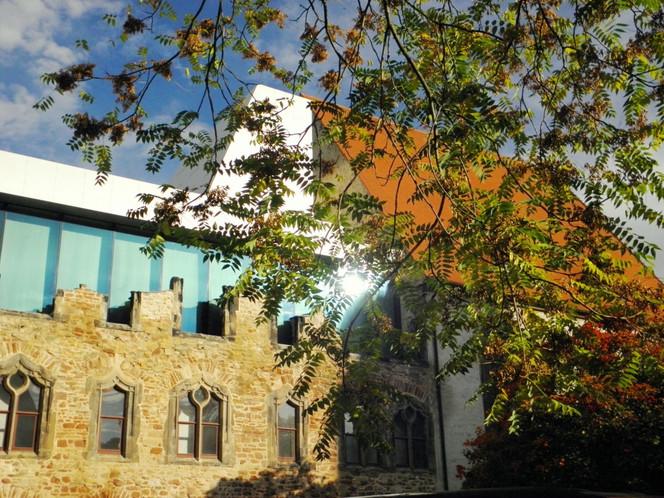 Renaissance, Halle, Modern, Saale, Fotografie, Moritzburg