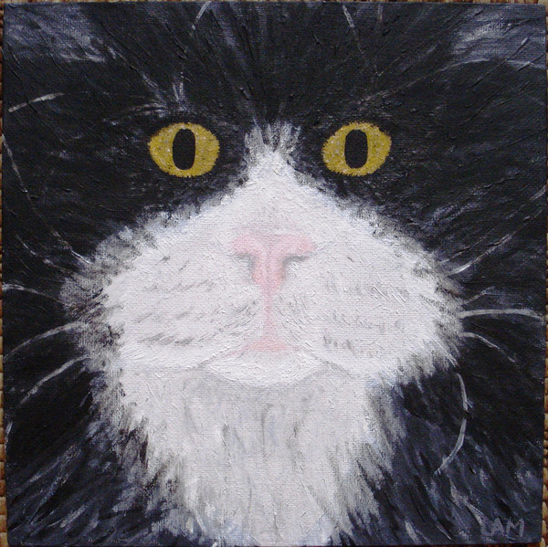 Tiere, Ölmalerei, Malerei