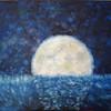 Moond, Ölmalerei, Malerei,