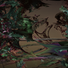Grün, Helm, Tod, Digitale kunst