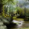 Baum, Geheimnisvoll, Landschaft, Fischer