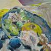 Acrylmalerei, Farben, Früchte, Malerei