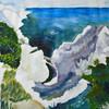 Landschaft, Rügen, Nordsee, Malerei