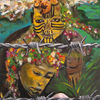 Acrylmalerei, Malerei, Figural, Zivilisation