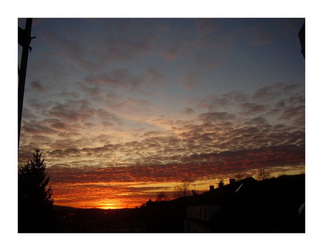 Natur, Himmel, Sonnenuntergang, Fotografie, Horizont