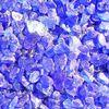 Glas, Dekoration, Stein, Blau