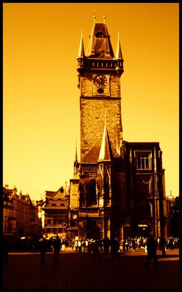 Prag, Rathaus, Marktplatz, Fotografie, Architektur