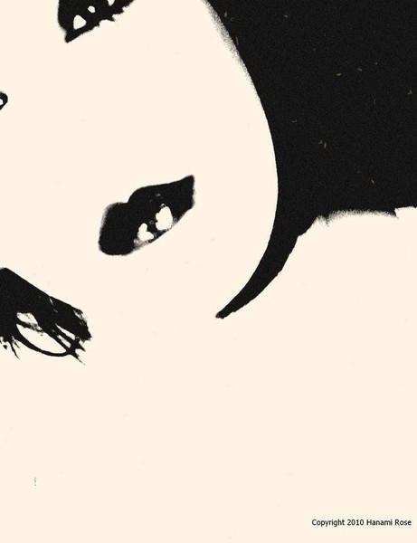 Frau, Schwarz weiß, Fotografie, Sinnlichkeit, Lippen, Menschen