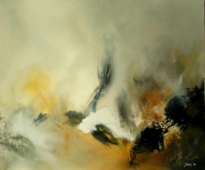 Beige, Landschaft, Stimmung, Wald, Weiß, Gelb