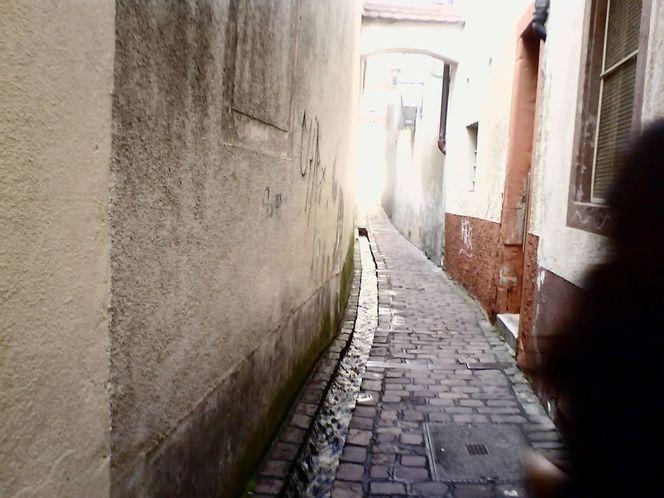 Stadt, Bach, Fotografie, Architektur