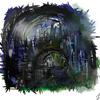 Landschaft, Mypaint, Digitale kunst
