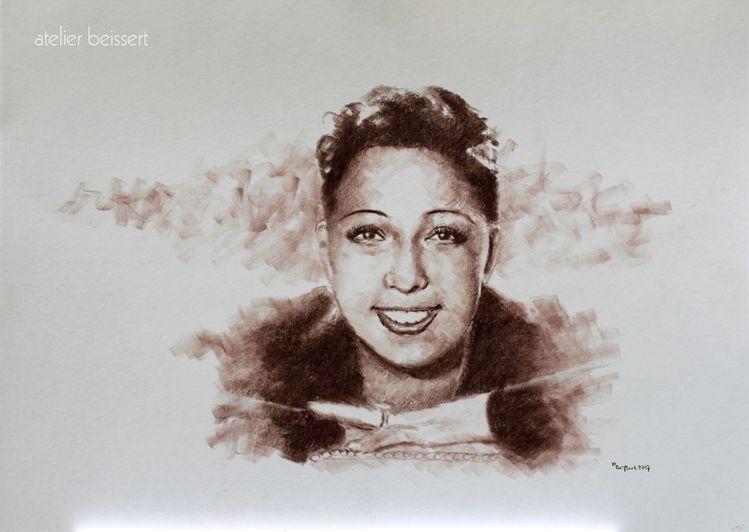 Schauspieler, Josephine baker, Sänger, Amerika, Frankreich, Bananentanz